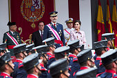 Spanish Royals Attend Armed Forces Day 2018