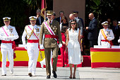 Spanish Royals Deliver The Real Offices In The Central...