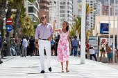 Spanish Royal Tour - Benidorm