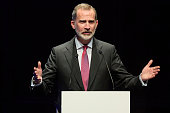 King Felipe Of Spain Attends CEAPI Iberoamerican...