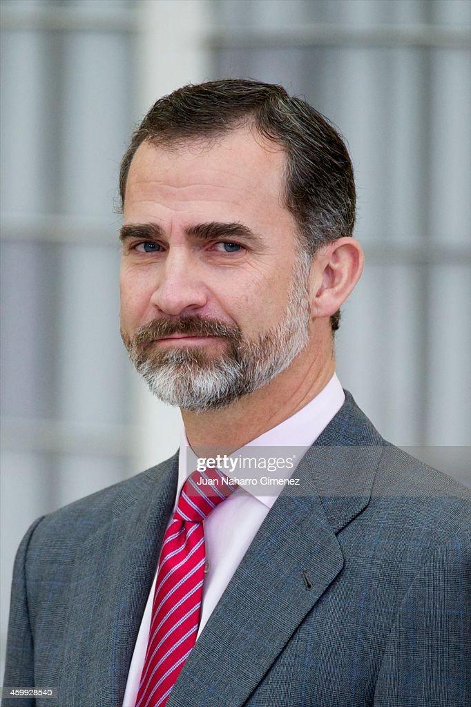 King Felipe VI of Spain attends National Sport Awards 2013 ... Felipe Vi
