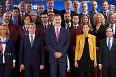 King Felipe of Spain Attends The Centenary...