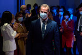 King Felipe Of Spain Inaugurates 'Enlighted Hybrid...