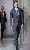 King Felipe of Spain Delivers Journalism Awards