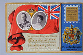 King George V and Queen Mary Coronation