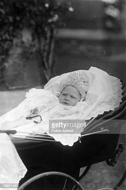 King George VI as a baby 1895