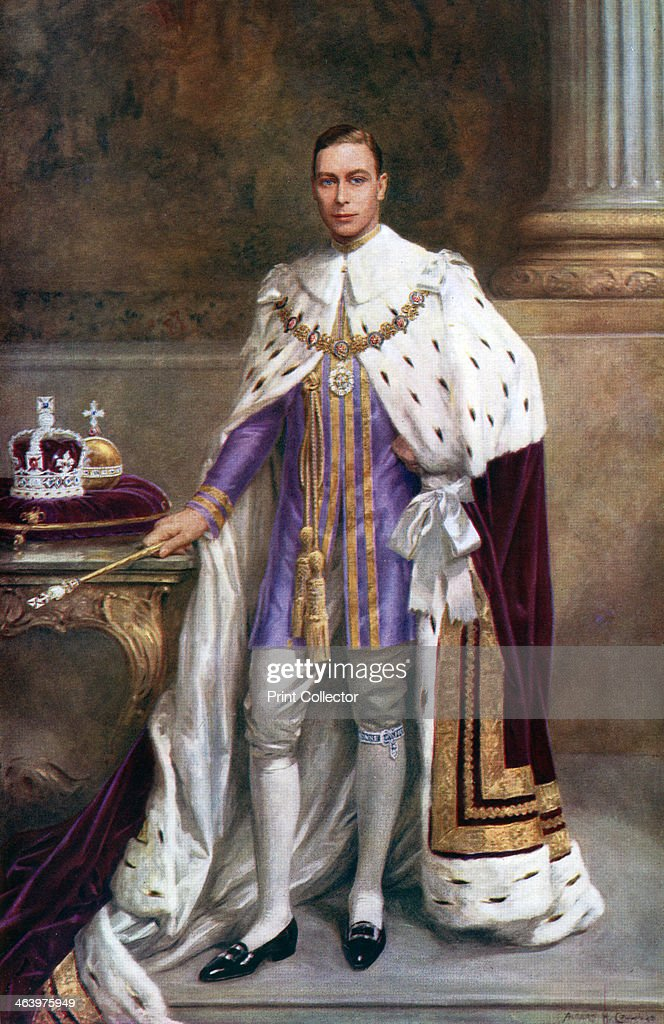 George VI of the United Kingdom   Getty Images