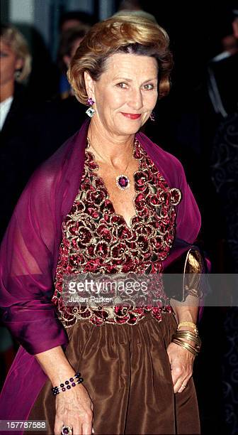 King Harald Queen Sonja Of Norway'S State Visit To RomaniaReturn Dinner At The National Museum Of Art