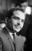 King Hussein of Jordan in England 1st July 1967