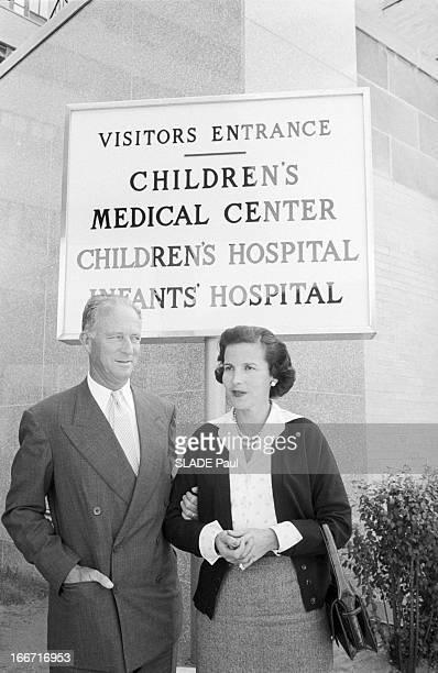 King Leopold Iii Of Belgium In The United States En janvier 1958 le prince Alexandre de BELGIQUE quinze ans quatrième enfant du roi Leopold III DE...
