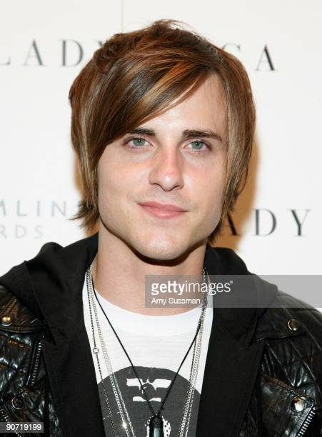King of Leon bassist Jared Followill attends Lady Gaga's VMA after party at Avenue on September 13 2009 in New York City