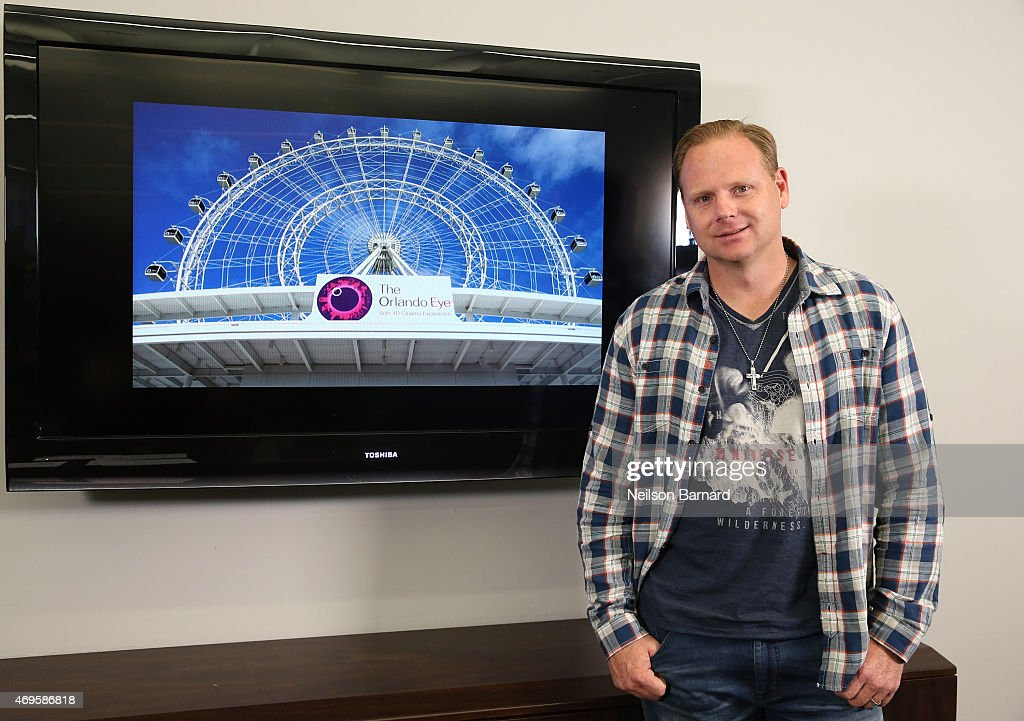 'King Of The High Wire' <a gi-track='captionPersonalityLinkClicked' href=/galleries/search?phrase=Nik+Wallenda&family=editorial&specificpeople=7696638 ng-click='$event.stopPropagation()'>Nik Wallenda</a> announces his next legendary walk during a press conference on April 13, 2015 in New York City. <a gi-track='captionPersonalityLinkClicked' href=/galleries/search?phrase=Nik+Wallenda&family=editorial&specificpeople=7696638 ng-click='$event.stopPropagation()'>Nik Wallenda</a>'s next feat will take place on Wednesday April 29, 2015 upon the 400-foot tall Orlando Eye observation wheel, part of the soon-to-be-unveiled I-Drive 360 entertainment complex in Orlando Florida.