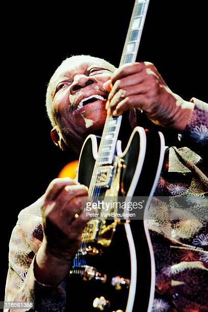 King performs during the North Sea Jazz Festival 2011at Ahoy on July 8 2011 in Rotterdam Netherlands