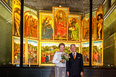 King Philippe Of Belgium And Queen Mathilde Attend The...
