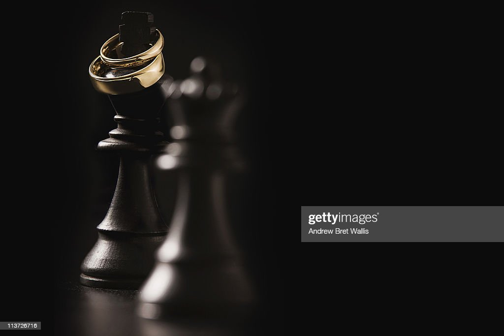 Chess King And Queen Wallpaper Download