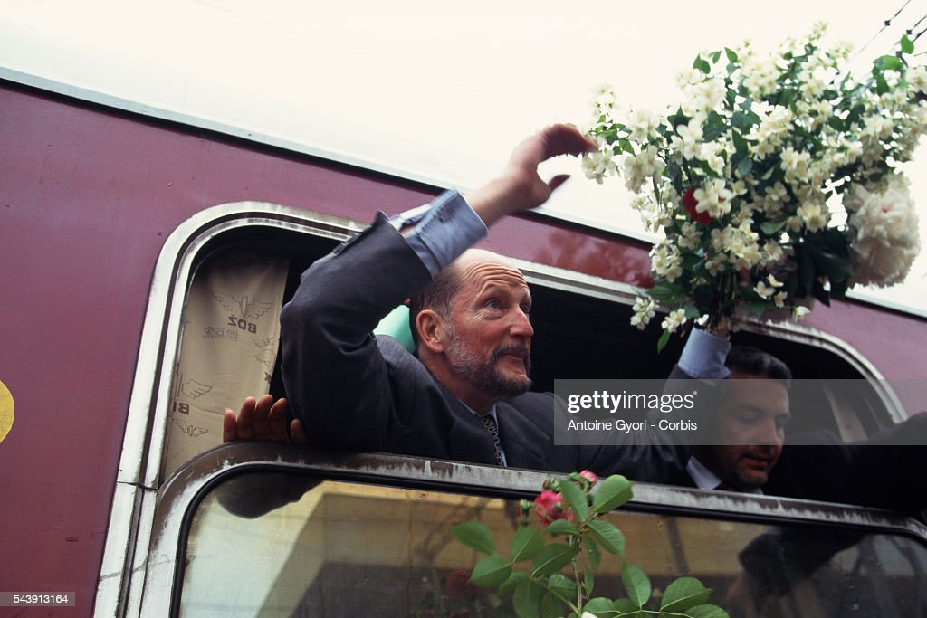 King Simeon II Returns to Bulgaria