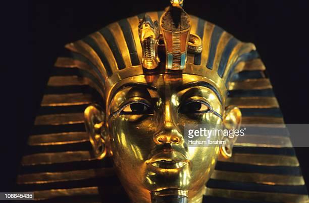 King Tut Death Mask - Cairo, Egypt