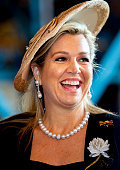 State Visit Of The King And Queen Of The Netherlands -...