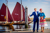 King Willem Alexander Of The Netherlands And Maxima Of...