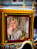 Dutch Royal family Attends The Parliamental Year...