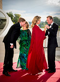 King And Queen Of The Netherlands Visit Luxembourg :...