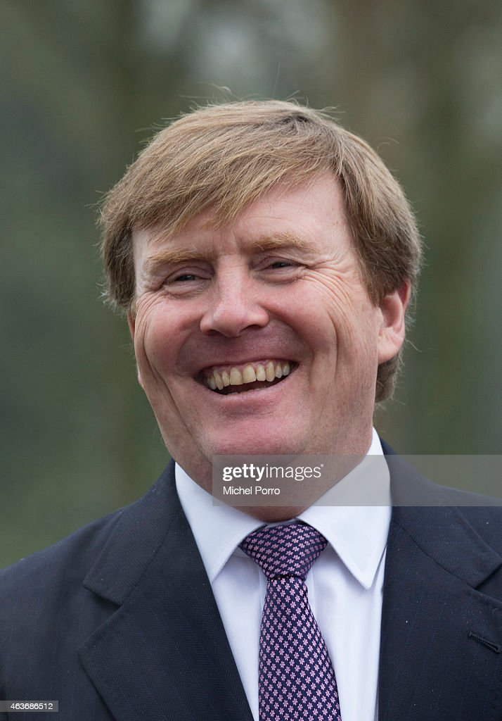Queen maxima of the netherlands and king willem alexander for Alexander holland