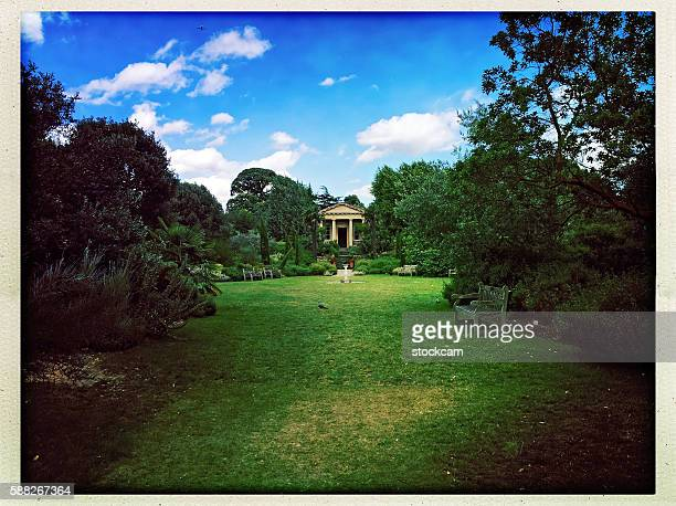 King William's Temple, Kew Gardens, London, UK