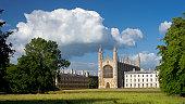 Kings College, Cambridge, Cambridgeshire,Uk