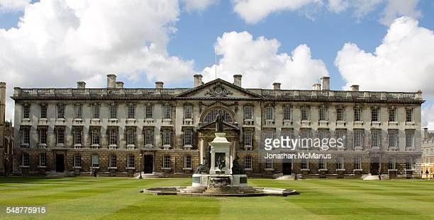 Kings College Cambridge Taken on September 22 2012