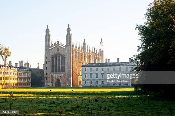Kings College Cambridge University UK