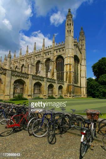 Kings College Chapel Cambridge