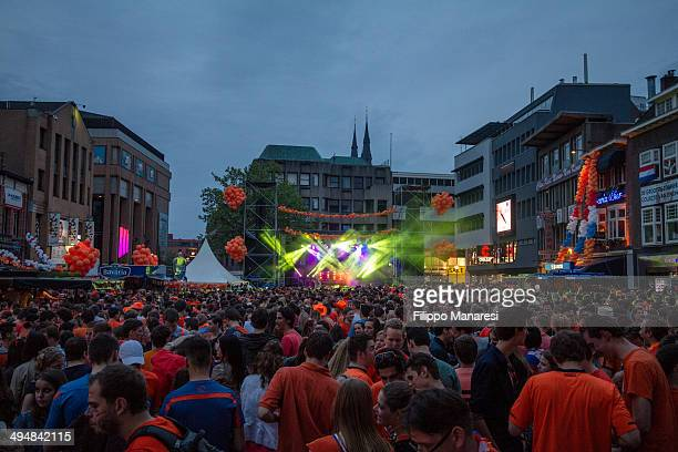 King's day in Eindhoven