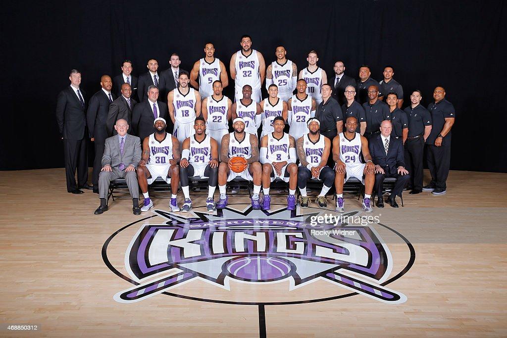 Kings Head Coach George Karl Reggie Evans Jason Thompson DeMarcus Cousins Rudy Gay Derrick Williams Carl Landry Assistant Coach Vance Walberg SECOND...