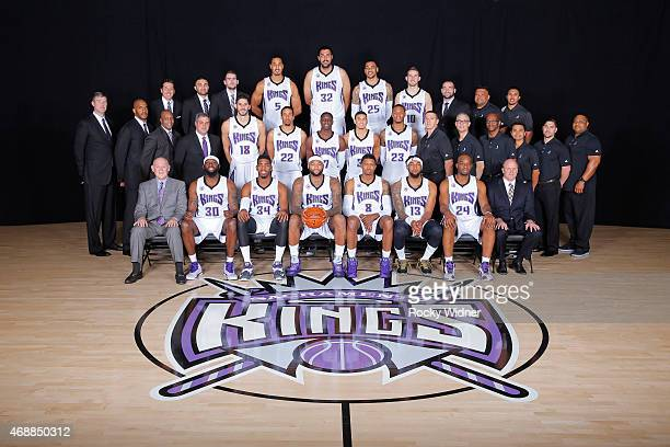 Kings Head Coach George Karl Reggie Evans Jason Thompson DeMarcus Cousins Rudy Gay Derrick Williams Carl Landry Assistant Coach Vance Walberg SECOND...