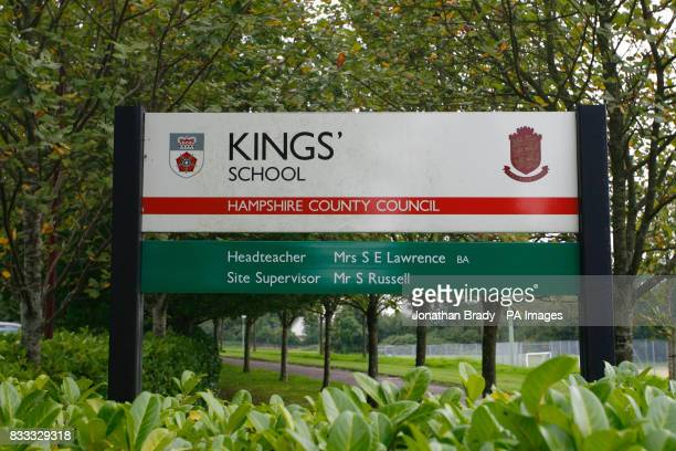 Kings' School in Winchester Hampshire