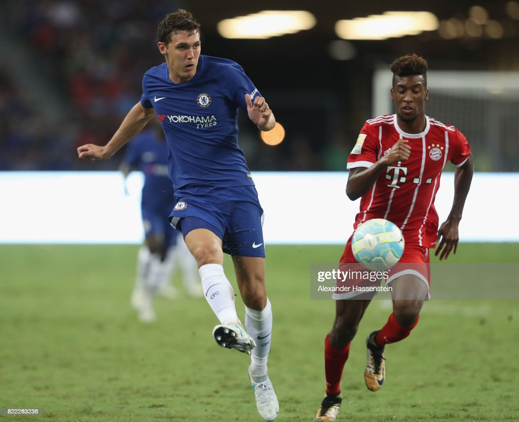 Bayern Muenchen v Chelsea FC - International Champions Cup