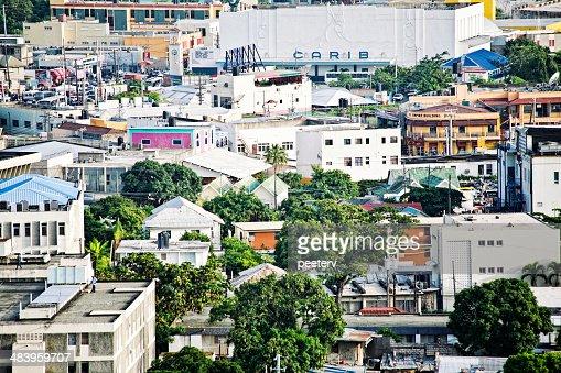 Kingston, Jamaica.