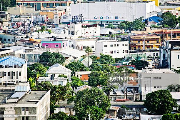 Kingston, Jamaica.