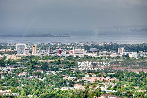 Kingston Jamaica