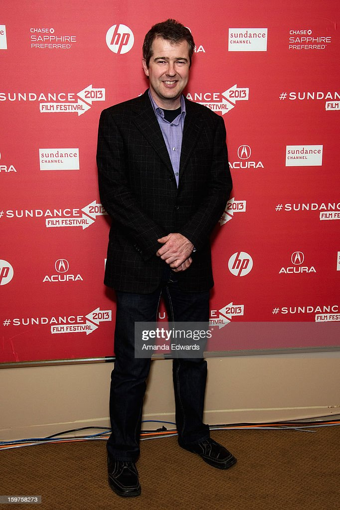 Kink.com founder Peter Acworth attends the 'Kink' premiere at Egyptian Theatre during the 2013 Sundance Film Festival on January 19, 2013 in Park City, Utah.