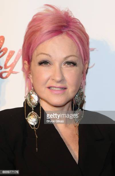 Cyndi lauper 2017 stock photos and pictures getty images for Kinky boots cyndi lauper