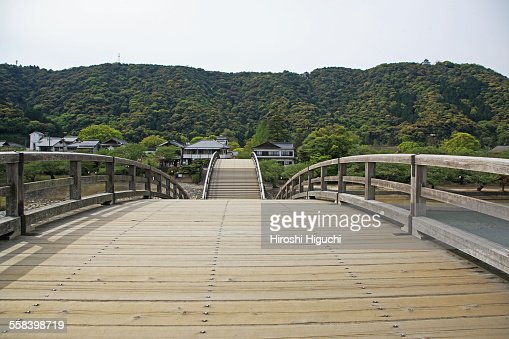 Kintaikyo Bridge, Iwakuni, Japan