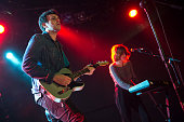 The Pain of Being Pure at Heart Perform in Concert in...