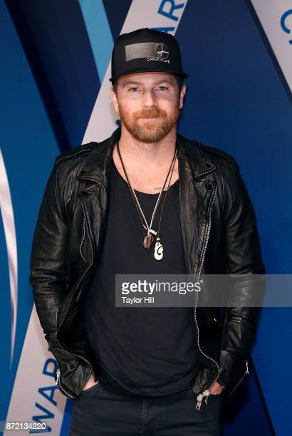 Kip Moore attends the 51st annual CMA Awards at the Bridgestone Arena on November 8 2017 in Nashville Tennessee
