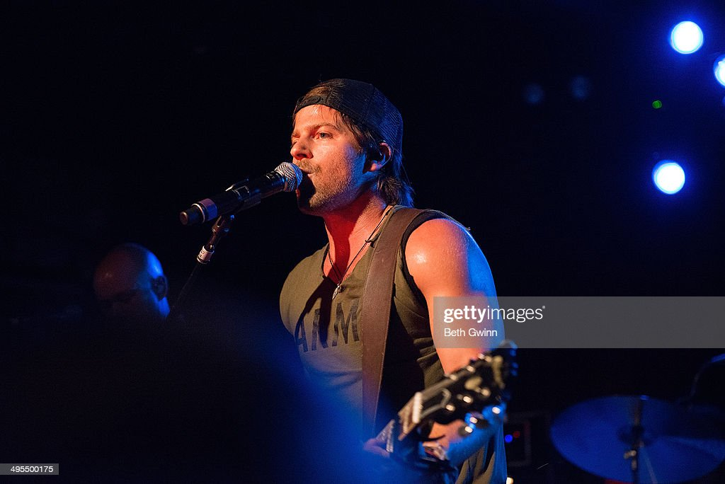 Kip Moore plays the 2014 Country Weekly Kick-Off Party at Mercy Lounge on June 3, 2014 in Nashville, Tennessee.