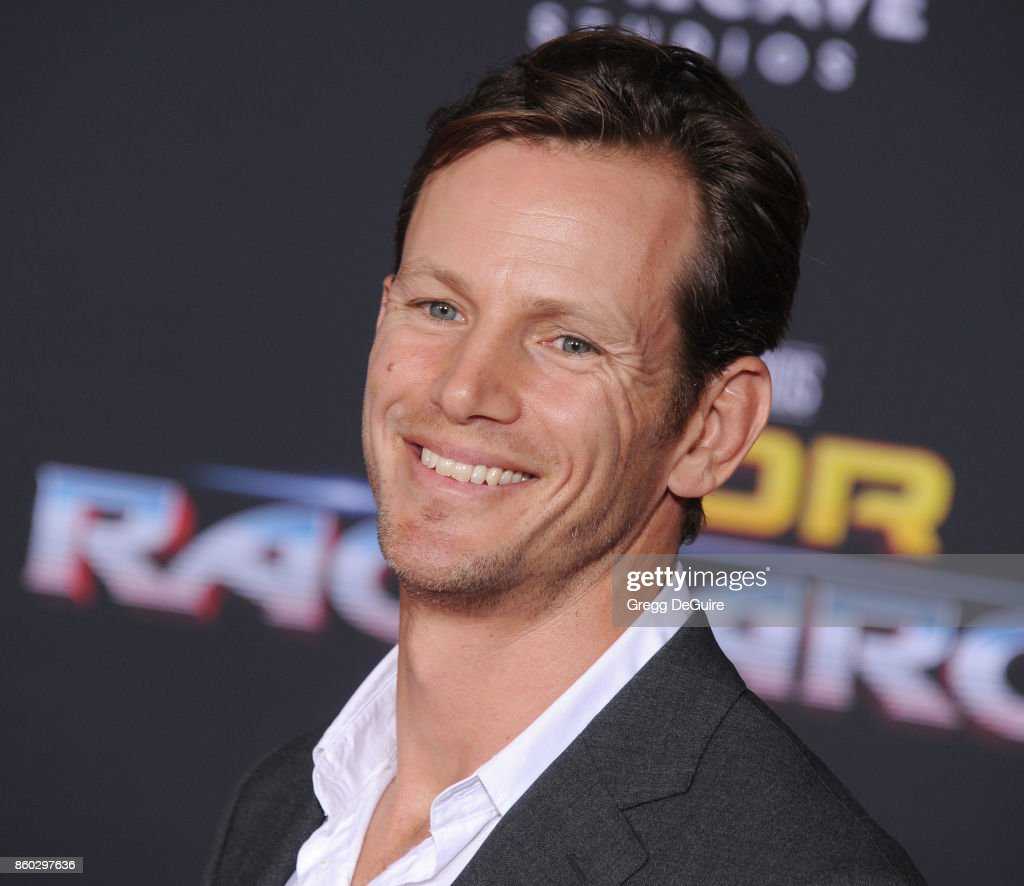 Kip Pardue arrives at the premiere of Disney and Marvel's 'Thor: Ragnarok' at the El Capitan Theatre on October 10, 2017 in Los Angeles, California.