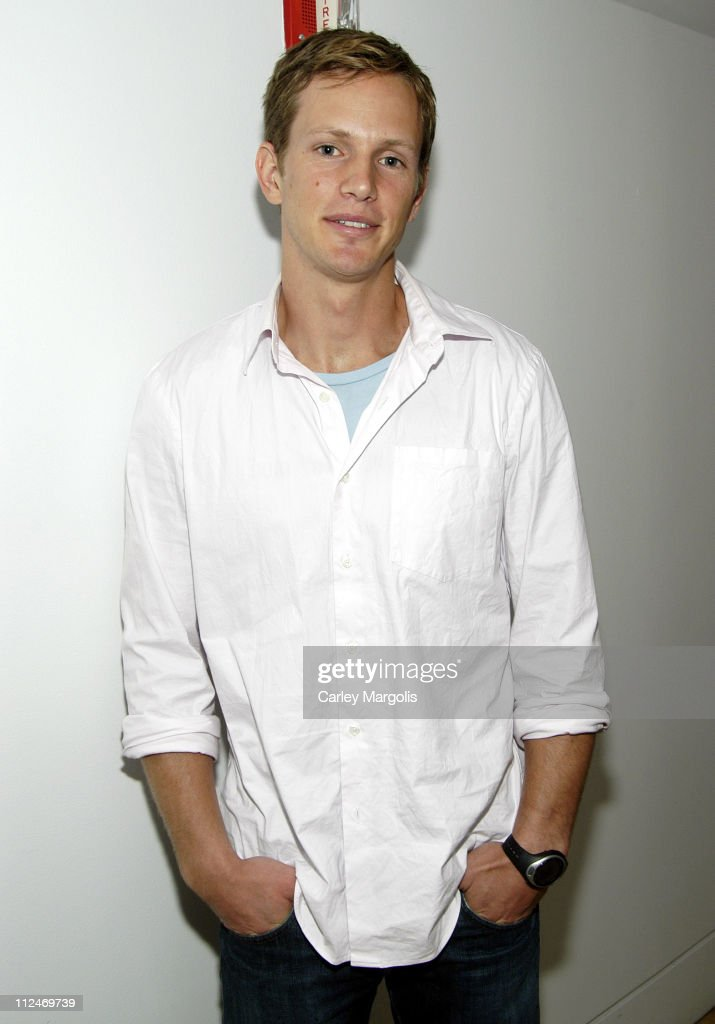 Kip Pardue during Ashlee Simpson, John Legend, Nick Cannon and Kip Pardue Visit MTV's 'TRL' - August 24, 2005 at MTV Studios in New York City, New York, United States.