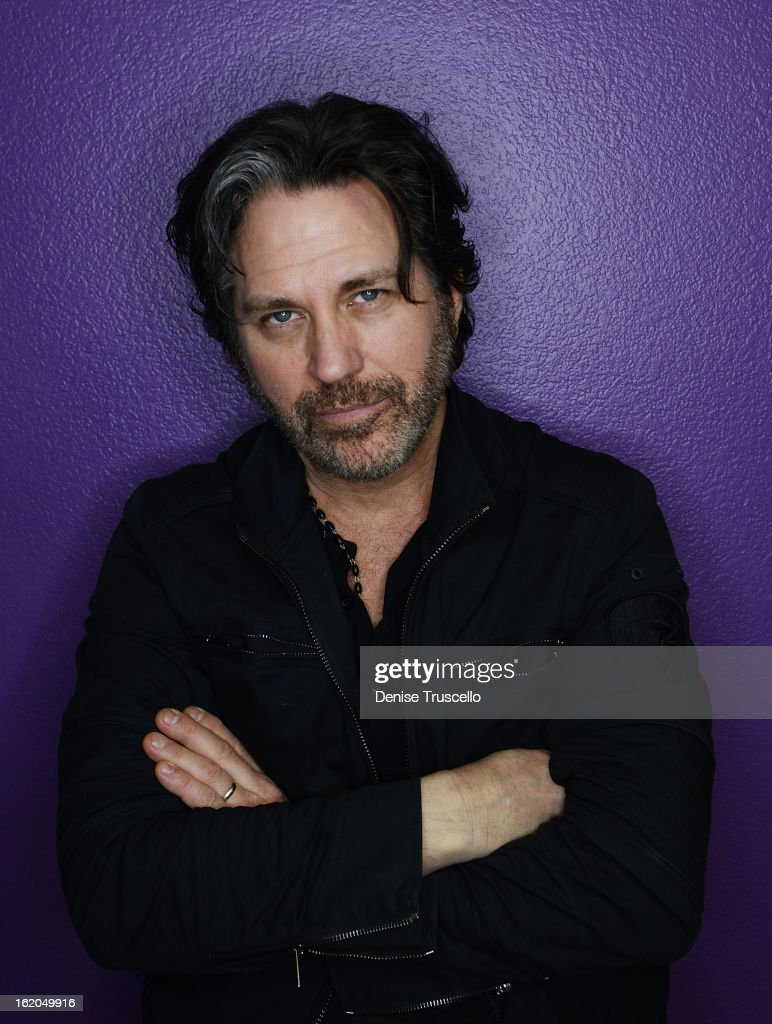 Kip Winger during Rock 'n' Roll Fantasy Camp in Las Vegas on February 18, 2013 in Las Vegas, Nevada.