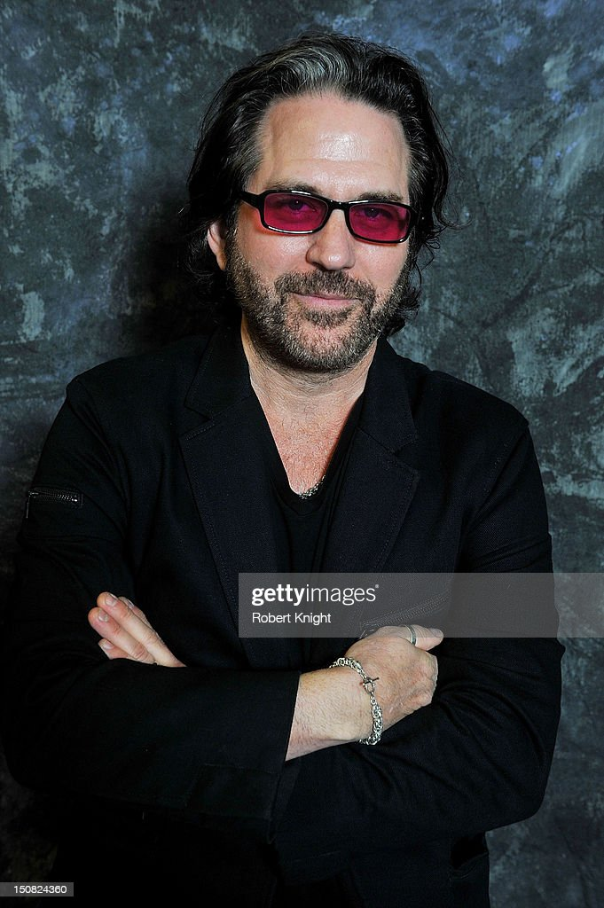 Kip Winger portraits at the Vegas Rocks! Magazine Awards 2012 awards at the Joint at the Hard Rock Hotel and Casino on August 26, 2012 in Las Vegas, Nevada.
