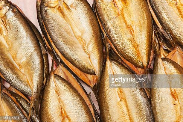 Kippers - traditional oak smoked preserved herring